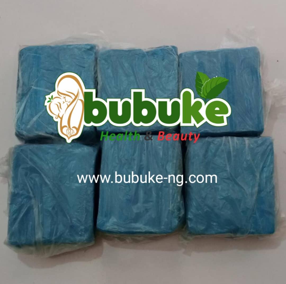 Blue Ghana ozone soap