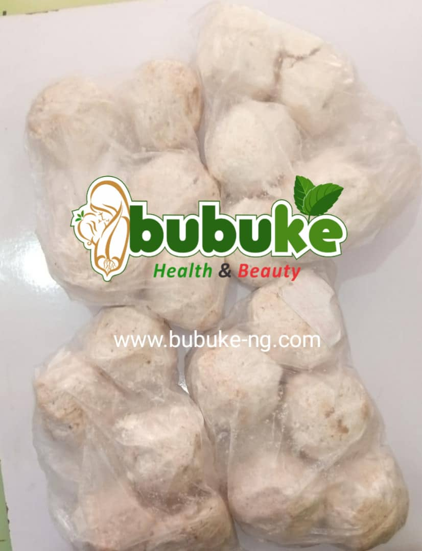 Ghana White Foaming Soap (Samla Yen)