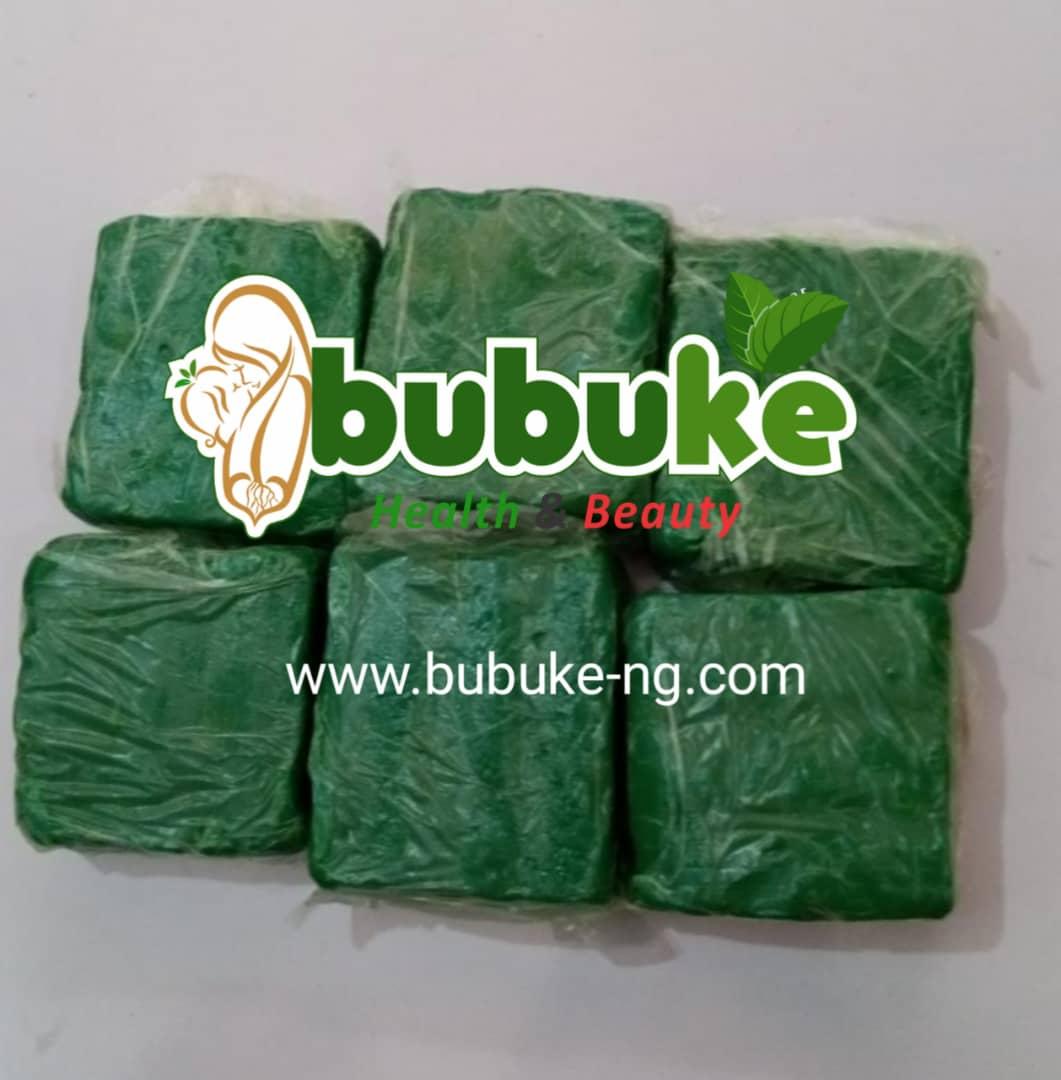 Green Ghana ozone soap