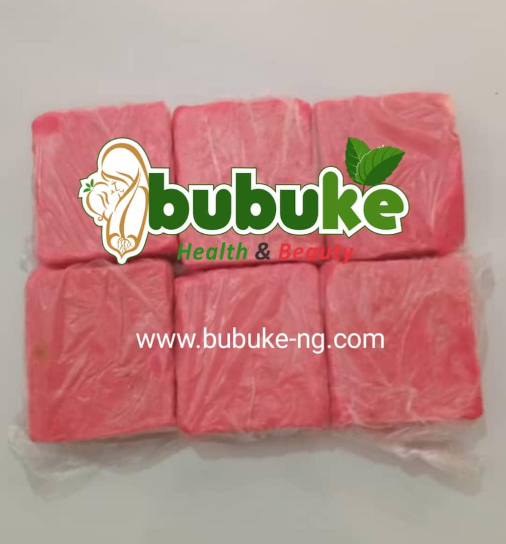 pink Ghana ozone soap