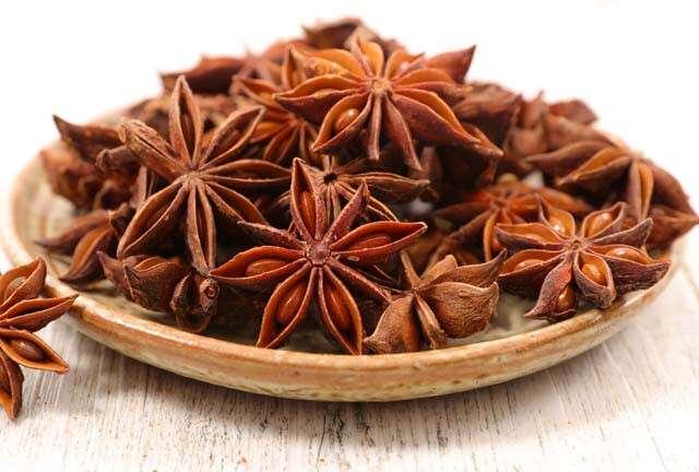 Organic star anise seed