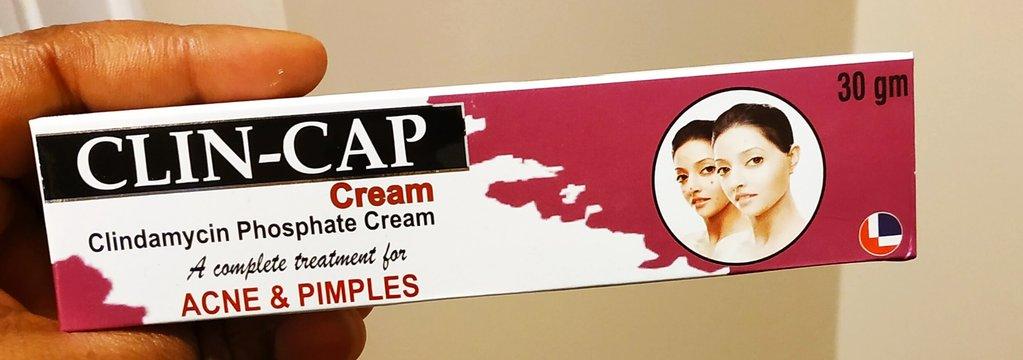 Clin-cap cream