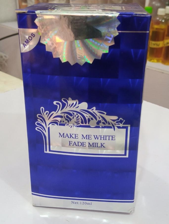 make me white (fade milk)