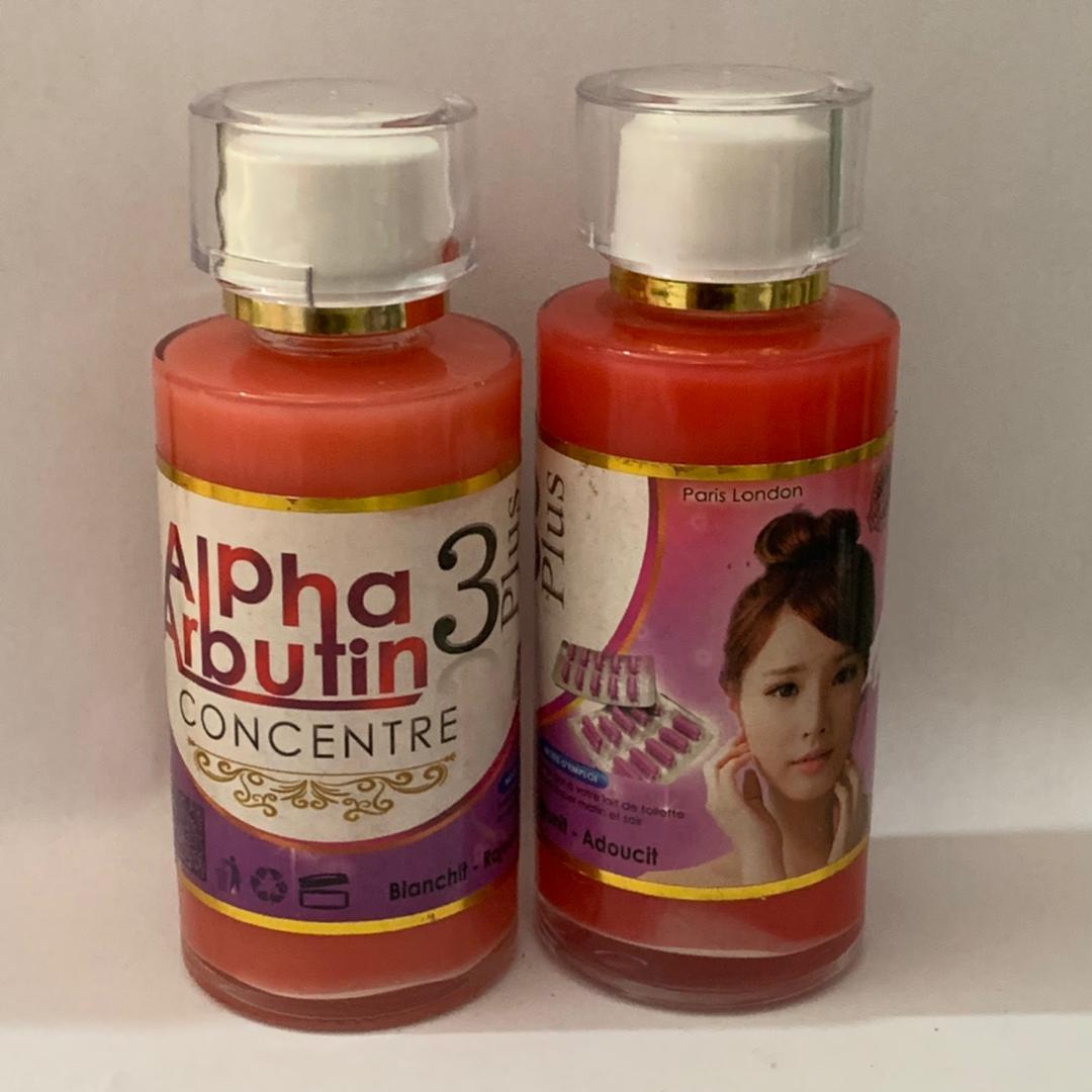 Alpha arbutin concentrate 3plus