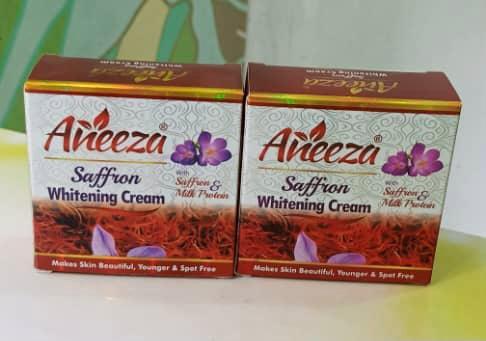 Aneeza whitening cream2